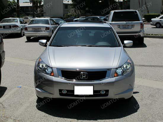 Honda - Accord - HID - conversion - HB3 - SMD - LED - DRL - 8